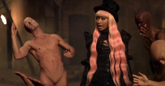 David Guetta and Nick Minaj - Turn Me On