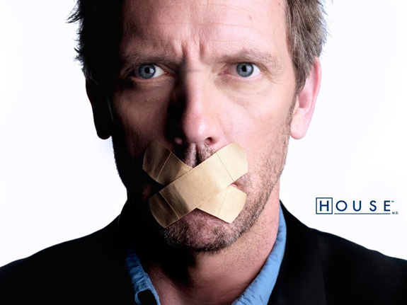 Hugh Laurie - House M.D.