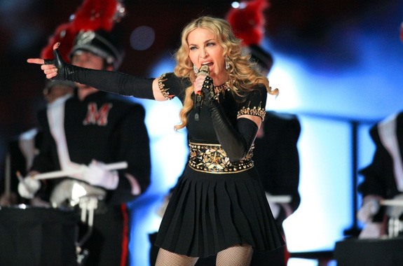 Madonna - Super Bowl