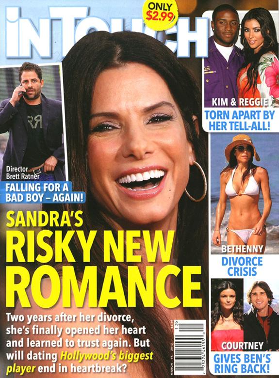 Sandra Bullock and Brett Ratner - In Touch