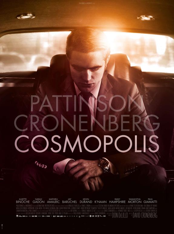 David Cronenberg's Cosmopolis