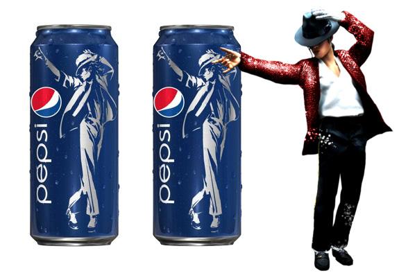 Michael Jackson - Pepsi