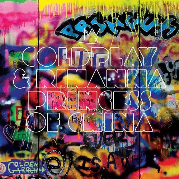 Coldplay - Princess of China featuring Rihanna