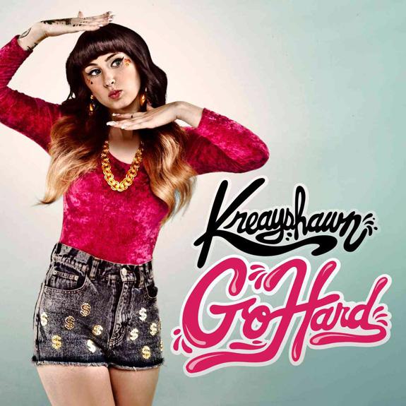 Kreayshawn - Go Hard