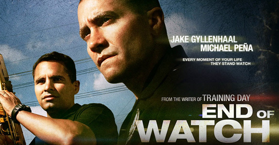 Jake Gyllenhaal - End Of Watch