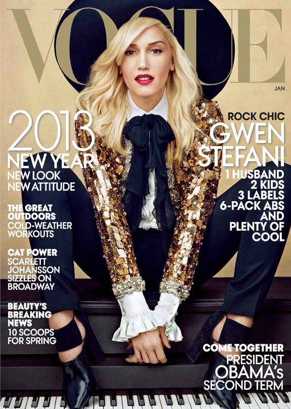 Gwen Stefani / Vogue