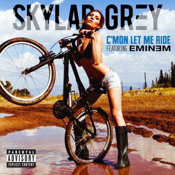 "Skylar Grey ""C'Mon Let Me Ride"""