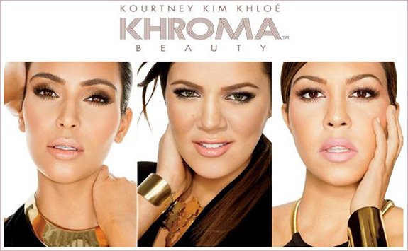 Khroma / Kardashian Makeup
