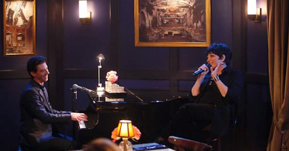 Christian Borle and Liza Minnelli - SMASH