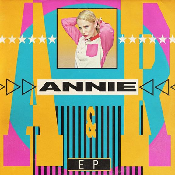 """Annie """"Invisible"""""""