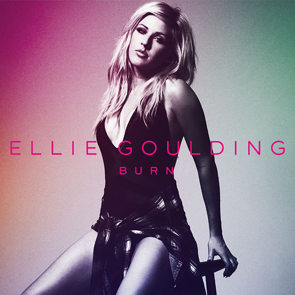 "Ellie Goulding ""Burn"""