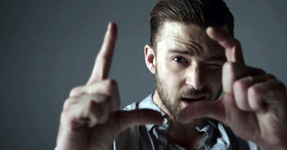 "Justin Timberlake ""Tunnel Vision"""