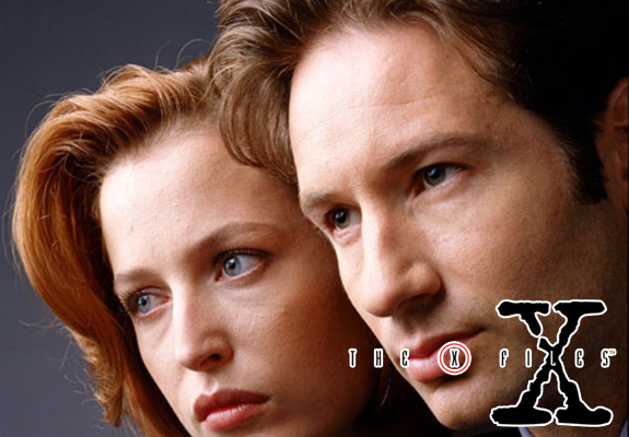 The X-Files | Gillian Anderson and David Duchovny