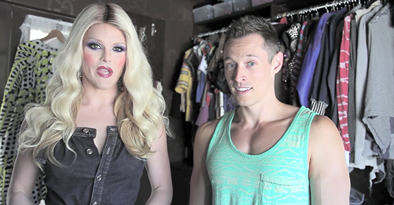 Willam & Davey Wavey: Drag Queen Glossary