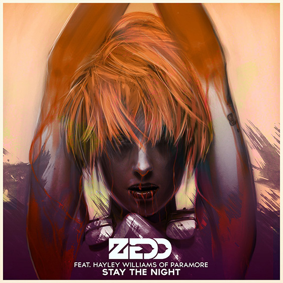 "Zedd ""Stay The Night"""