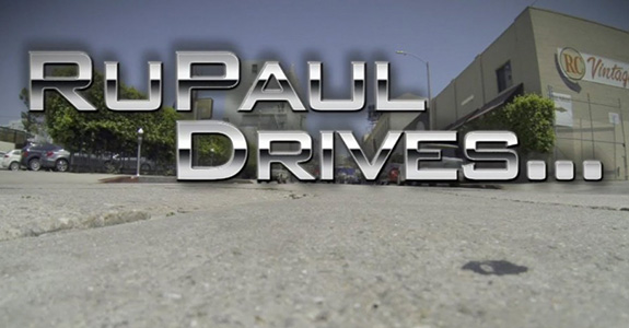 RuPaul Drives