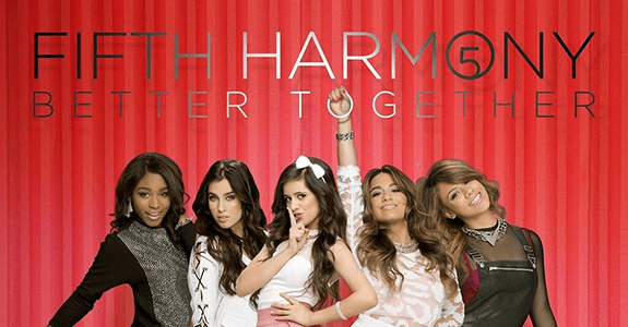 Fifth Harmony Better Together EP