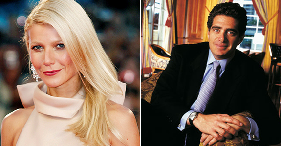 Gwyneth Paltrow and Jeff Soffer