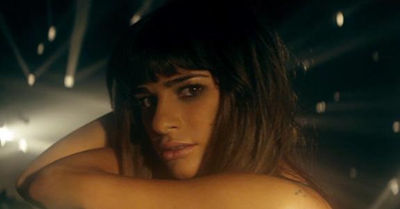 """Lea Michele """"Cannonball"""""""