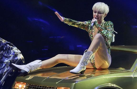 Miley Cyrus / Bangerz Tour