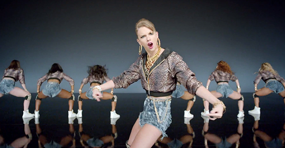 "Taylor Swift ""Shake It Off"""