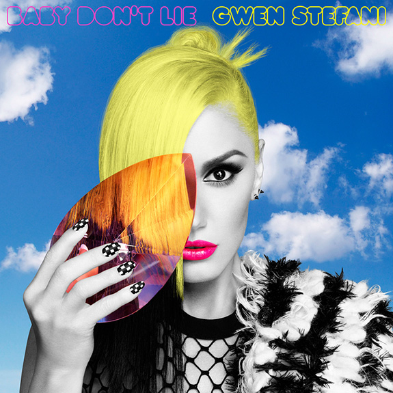 "Gwen Stefani ""Baby Don't Lie"""
