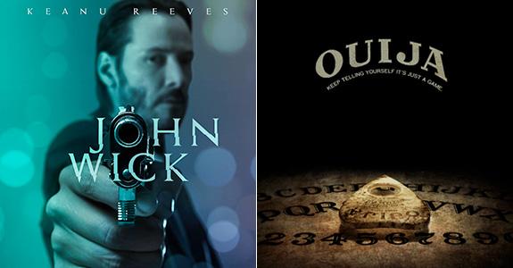 John Wick vs. A Ouija Board