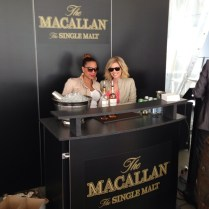 Me and Murph in Austin for SXSW setting up The Macallan Bar