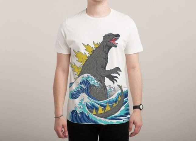 Godzilla t