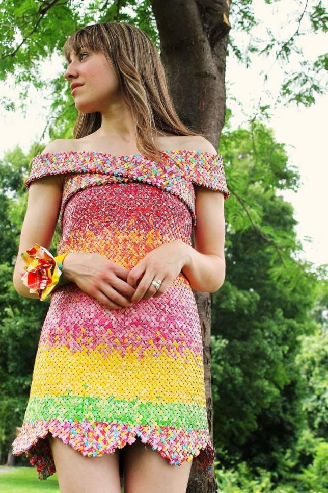Starburst Dress 01