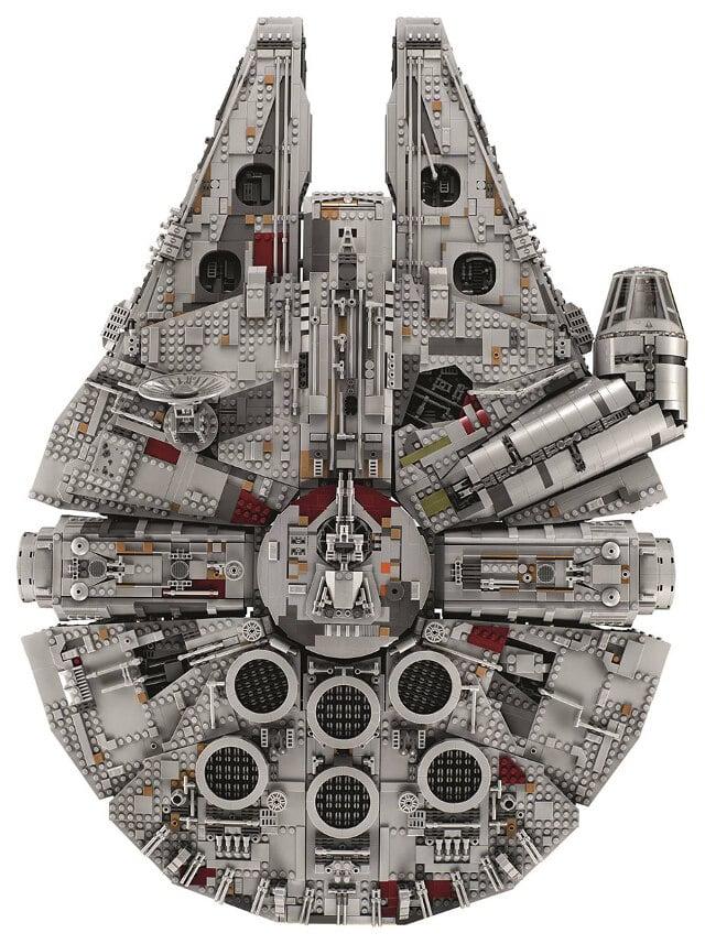 LEGO MilleniumFalcon 05