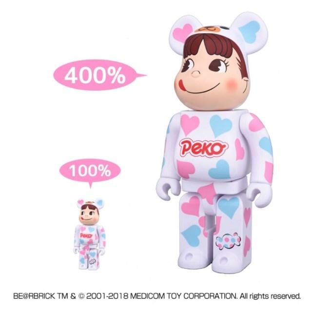 Bearbrick peko 03