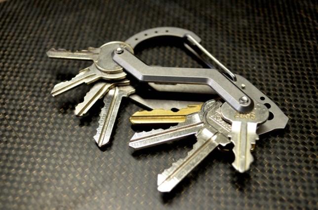 KeyBiner Carabiner 02