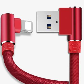 90 Degree USB Cable Charger