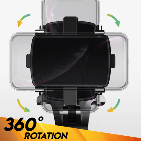 360 degree rotation Car Dashboard Phone Holder