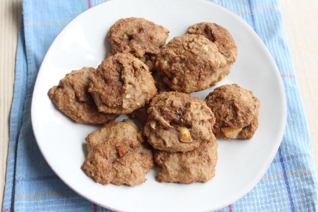 apple pie cookies   Popcorn & Chocolate