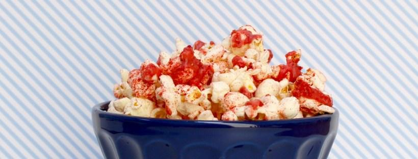 Fourth of July Popcorn | Popcorn & Chocolate