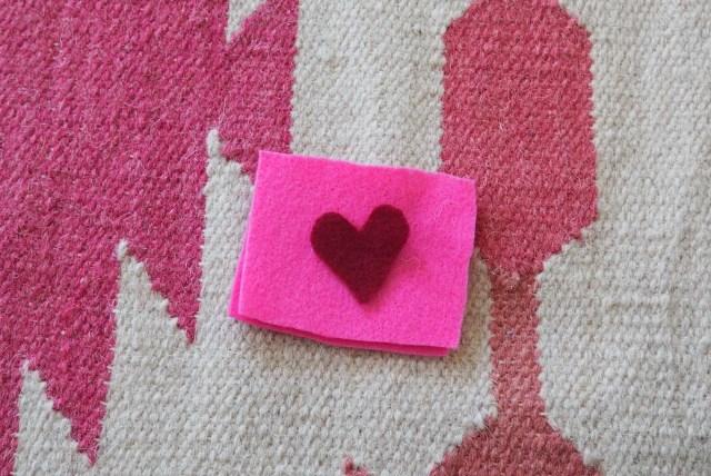 Heart shaped hand warmers | Popcorn and Chocolate