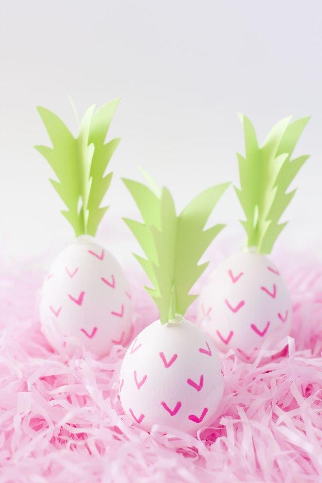 cute-easter-egg-pineapples