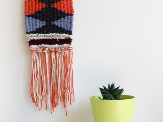 Wall Weaving for your home