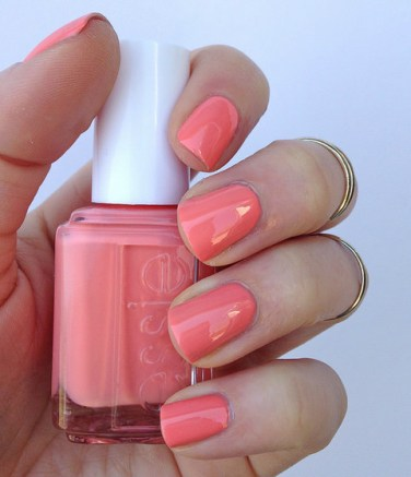 Essie - Summer - 2015 - Peach Side Babe