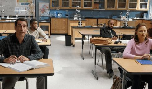 night school movie review