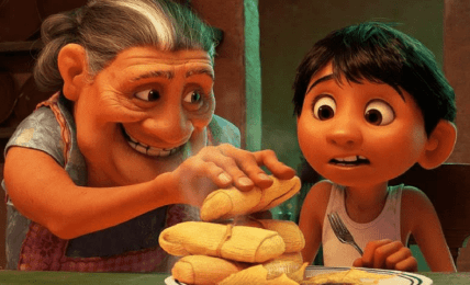 coco movie grandma