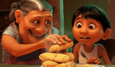 coco movie grandma