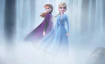 Frozen 2 movie trailer