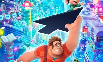 wreck it Ralph 2 movie review