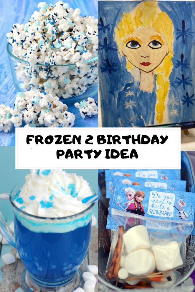 Throw The Best Frozen 2 Birthday Party Ever