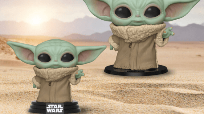 Here's Where You Can Get The Baby Yoda FunkoPop