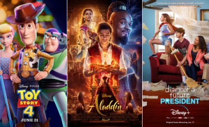 everything coming to Disney Plus in 2020