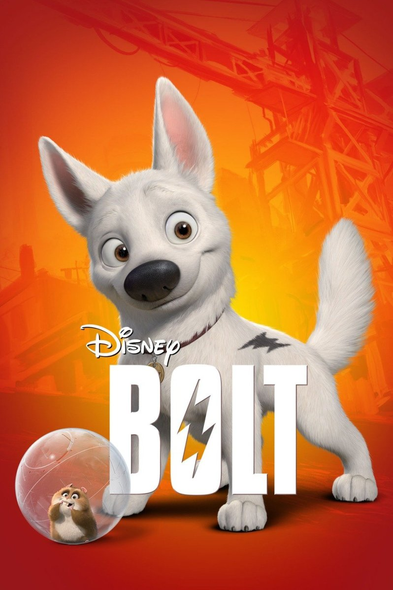 Bolt disney movie